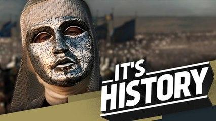 Baldwin IV - The Leper King of Jerusalem - IT'S HISTORY