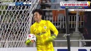 2020/02/19 Suwon Bluewings × Vissel Kobe Asia Champions League