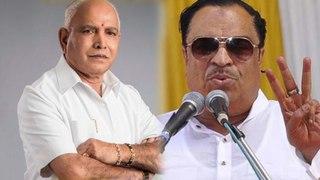 CM Ibrahim, Very Sarcastic about Yediyurappa | Ibrahim | Karnataka | Oneindia Kannada