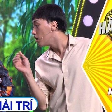 Cặp đôi hài hước Mùa 3 - Tập 1[2]: Chuyện tình tôi - Cẩm Hò, Đình Lộc