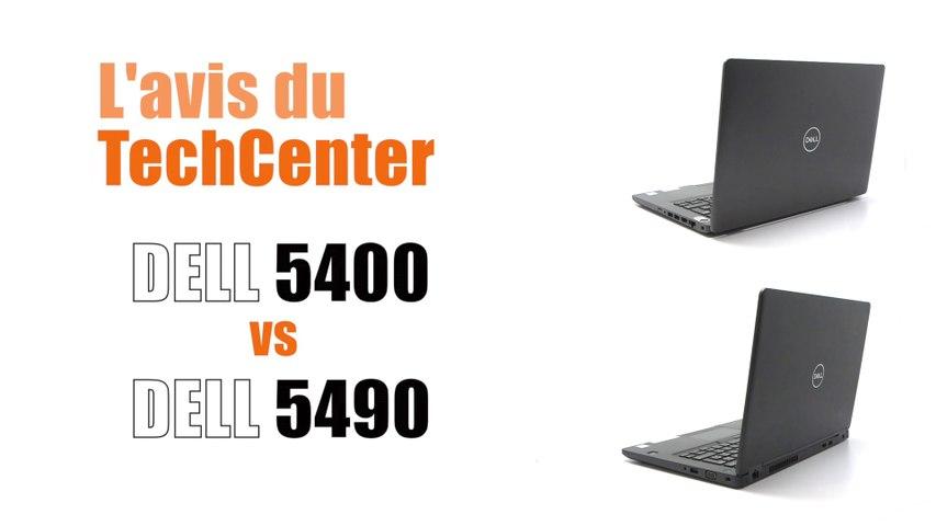 En direct du TechCenter Céleris le nouveau Dell 5400