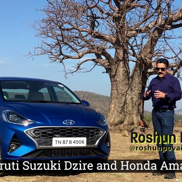 Hyundai Aura First-Drive Review: Chasing The Maruti Suzuki Dzire | The Quint