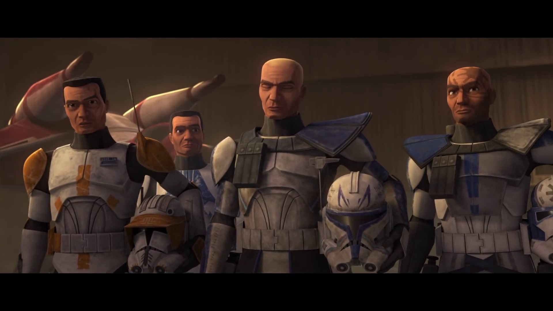 Star Wars The Clone Wars The Bad Batch Clip Disney 1080p Video Dailymotion