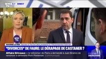 """Selon Marine Le Pen, Christophe Castaner est """"probablement le ministre de l'Intérieur le plus incompétent que nous ayons eu à connaître"""""""