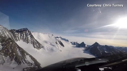 Scientist says global warming causing 'irreversible' mass melting