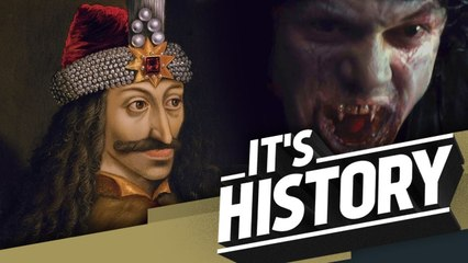 Vlad the Impaler - the real DRACULA - IT'S HISTORY