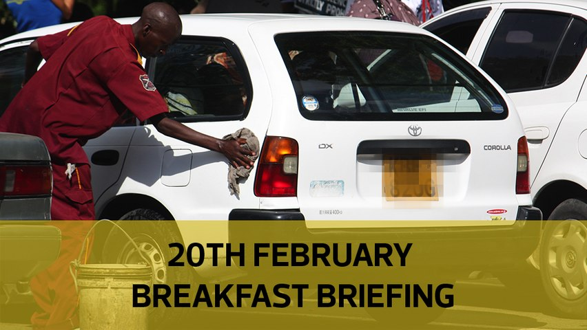 Harsh economic time | Locust invasion gets worse: Your Breakfast Briefing