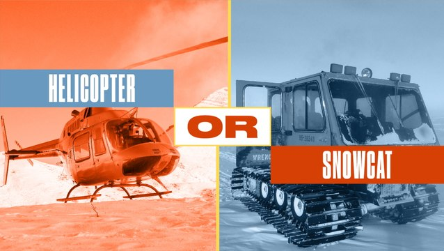 Heli Vs Cat Either Or