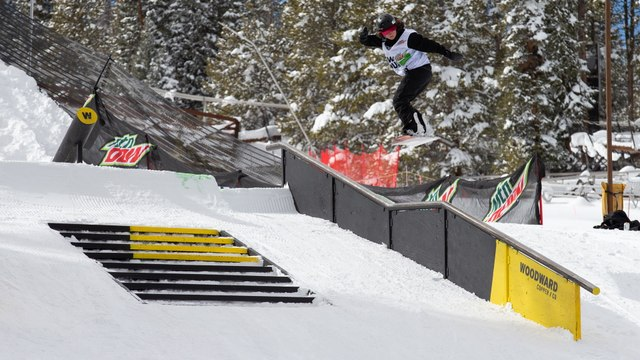 Video Highlights: Best of G.W.R. by Nikita Snowboard Streetstyle | Dew Tour Copper 2020