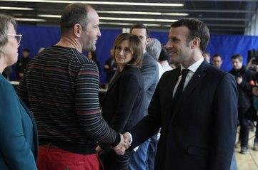 Revivez la visite officielle d'Emmanuel Macron à Mulhouse