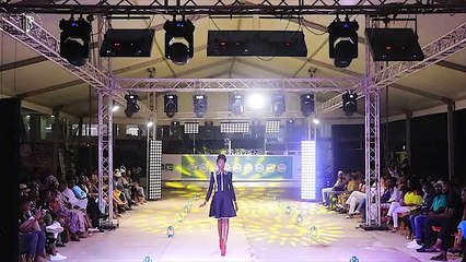 LOME FASHION WEEK 2019 - DÉFILE DE CLÔTURE