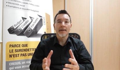 Régis Halter, Crésus Alsace : le chiffre noir du surendettement n'apparait pas