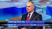 LeBron James Calls out Rob Manfred for How He Handled Astros Cheating Scandal