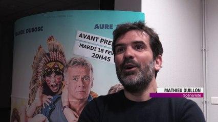 Mathieu Ouillon de retour à Balbigny - Reportage TL7 - TL7, Télévision loire 7