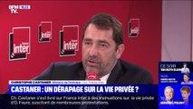 """Olivier Faure dénonce """"une faute grave"""" après des propos de Christophe Castaner sur sa vie privée"""