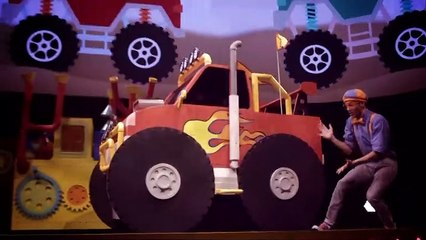 Blippi Live: Popular Children's Youtube Channel Introduces Touring Musical