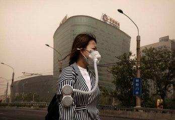 Coronavirus : le ralentissement de l'économie permet l'assainissement de l'air