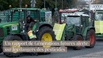 Générations Futures publie un rapport alarmant sur les pesticides