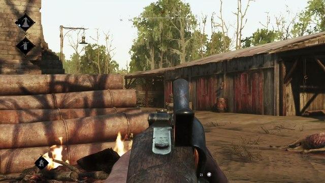 Hunt Showdown Gameplay en PS4 PRO