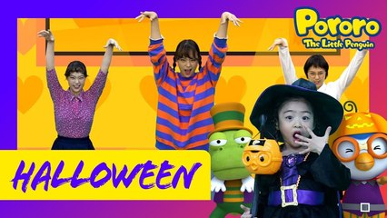 Halloween Song for Kids l Halloween Banana Cha Cha l Trick of Treat Song