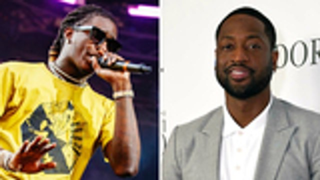 Young Thug Calls Out Dwyane Wade and Misgenders His Daughter on Twitter | Billboard News