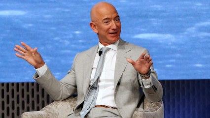 Jeff Bezos Stars 'Bezos Earth Fund' With $10 Billion