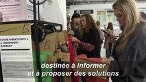 Le déchet, nouvel avenir du textile et de la mode à la Future Fabrics expo