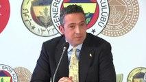 Ali Koç: Hakemler kasıtlı kararlarda kime güveniyorlar - İSTANBUL