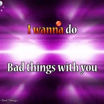Jace Everett - Bad Things Karaoke Version