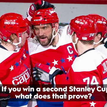 Alex Ovechkin on Hockey, Family, and Shattering NHL Records
