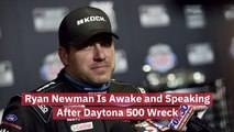 Ryan Newman Is Recovering
