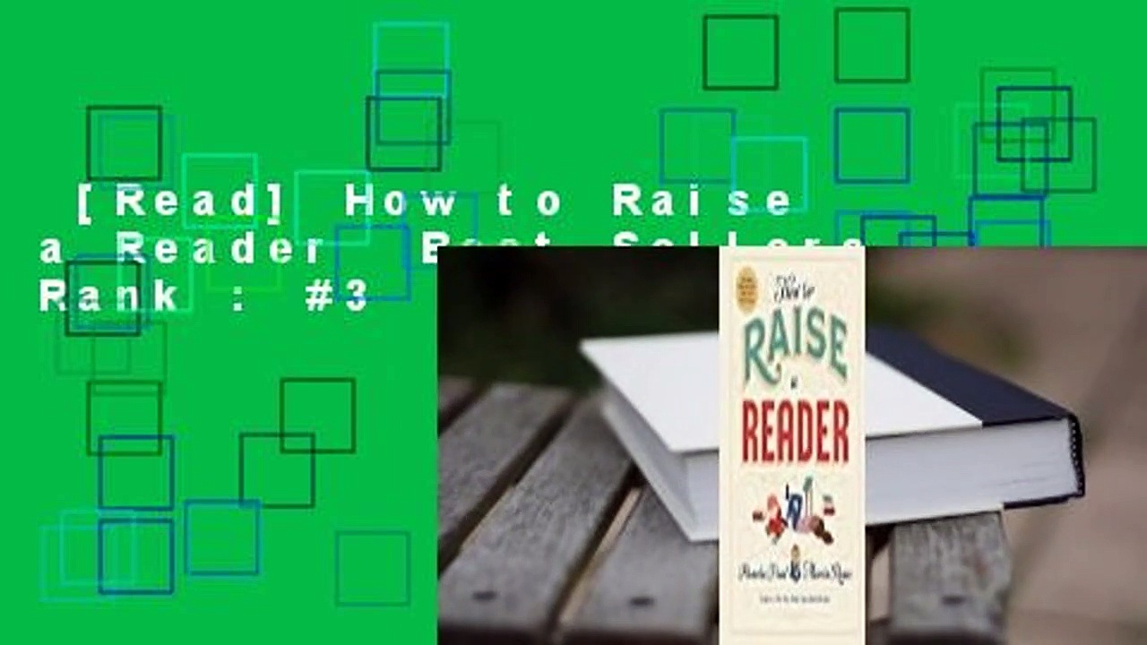 [Read] How to Raise a Reader  Best Sellers Rank : #3