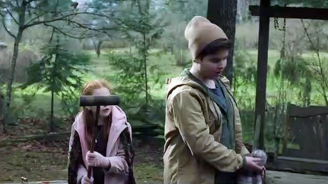 BRAHMS THE BOY 2 Movie Clip - Playing Croquet