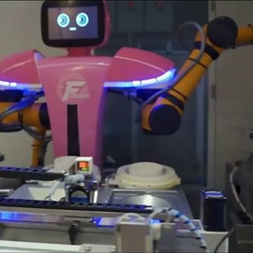 #COVID-19 #coronavirus: Robots make 36 meals every 15 minutes for doctors treating coronavirus victims