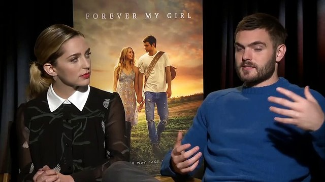 Forever My Girl movie - What Do You Hope? - Alex Roe and Jessica Rothe