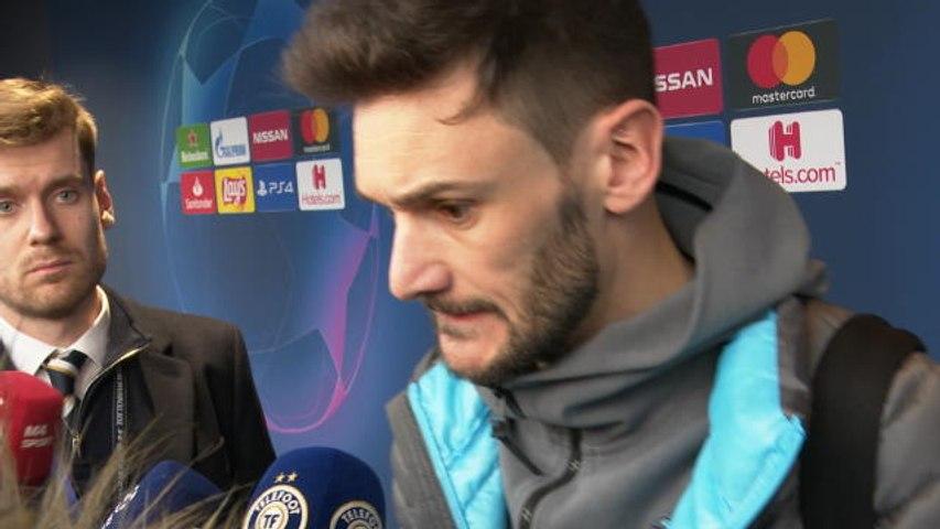 """Tottenham - Lloris : """"Pas surpris de voir Leipzig à ce niveau-là"""""""