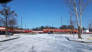 Show Storm Ice Road in Atlanta USA