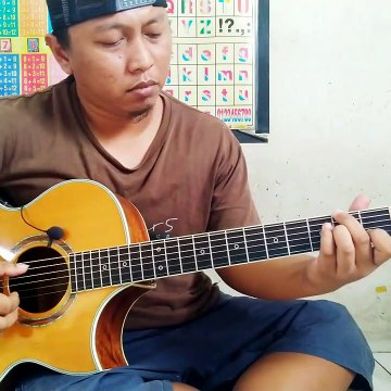 024_Keane - Everybody's Changing (fingerstyle cover)