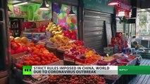 Life under quarantine Wuhan
