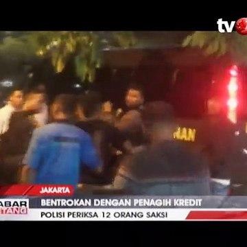 Bentrok Ojol vs Debt Collector, Polisi Tetapkan 3 Tersangka