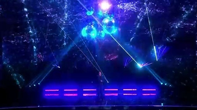 INCREDIBLE Voice Sings Beauty and the Beast on America's Got Talent_ The Champions 2020