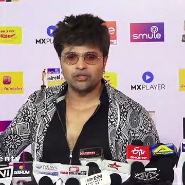 Himesh Reshammiya's Strong Reaction On Filmfare Controversy