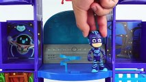 Juguetes 2000 - Learn Colors and Shapes with PJ Masks Toys and Mission Control H