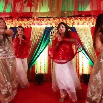 Teri Aakhya Ka Yo Kajal Holud Dance, Mim, Doita , Roja , Jol