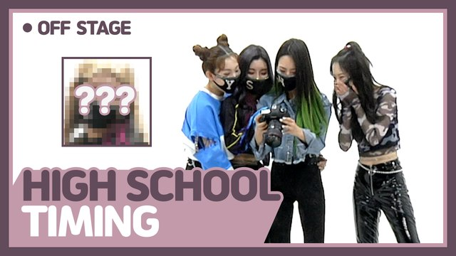 [Pops in Seoul] Timing! High School(여고생)'s Off-Stage Dance