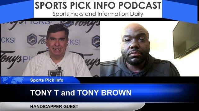 Heat Hawks NBA Pick Tony T Tony Brown 2/20/2020