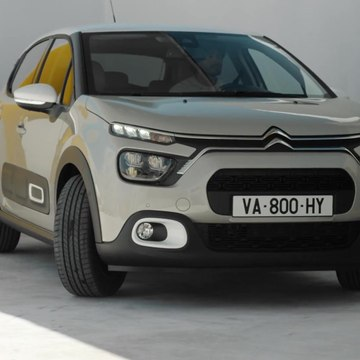 The new Citroën C3 ADAS systems