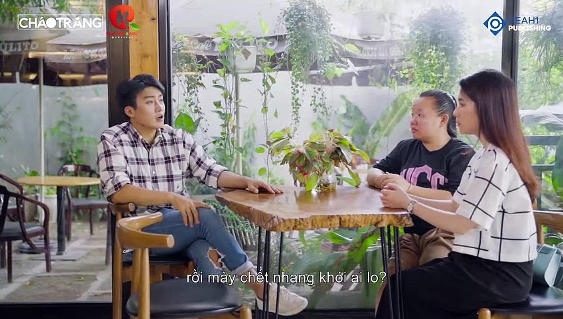 Ra Vẻ Người Chồng Tốt - Khi Vợ Bị Bệnh Thì Đi Cặp Kè Bồ Bịch - Phim Ngắn 2019 - Cháo Trắng 72