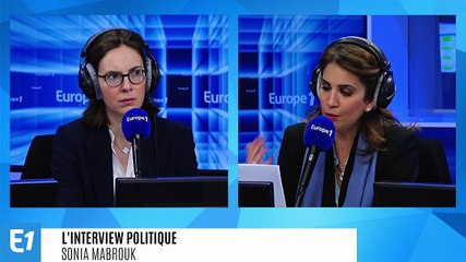 Amélie de Montchalin - Europe 1 jeudi 20 février 2020