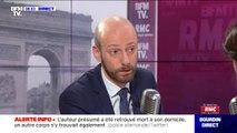 """Stanislas Guerini veut aller """"au bout"""" de la réforme des retraites, sans exclure le recours au 49-3"""